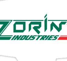 Zorin Industries Sticker