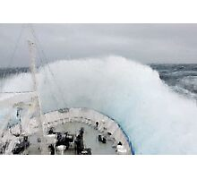 Wild Seas - Furious Fifties Photographic Print