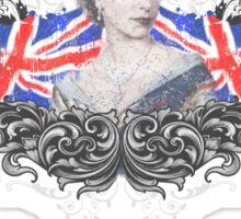 Queen Elizabeth II Sticker