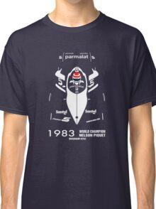 BRABHAM 1983 NELSON PIQUET (2) Classic T-Shirt
