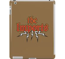 the Imports iPad Case/Skin
