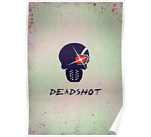 Deadshot - Suicide Squad Poster
