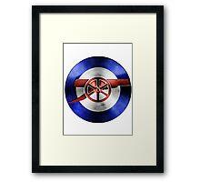 Arsenal FC - Avengers Style Framed Print