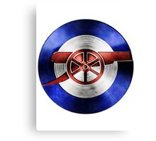 Arsenal FC - Avengers Style Canvas Print