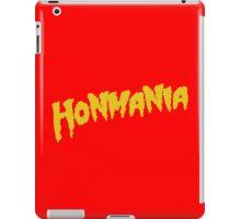 HonMania Classic Yellow iPad Case/Skin