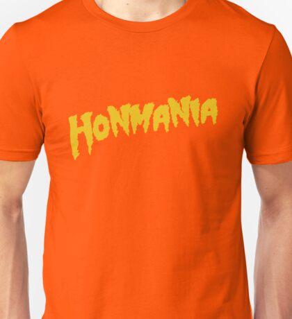 HonMania Classic Yellow Unisex T-Shirt