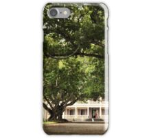 The Château de Labourdonnais, Mauritius iPhone Case/Skin