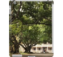 The Château de Labourdonnais, Mauritius iPad Case/Skin