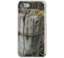 logging off iPhone Case/Skin