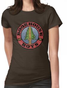 Bookhouse Boys Womens Fitted T-Shirt