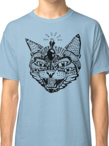 'Psychedelic Cat' Classic T-Shirt