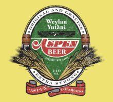 Aspen Beer Kids Tee