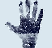 High Five World by limeart