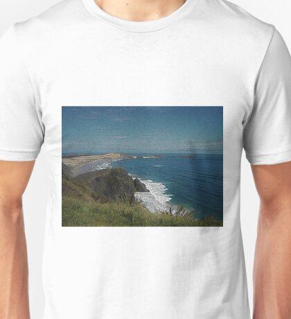 Cape Reinga Engraved Unisex T-Shirt