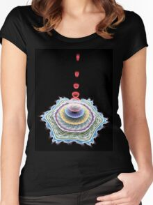 Ethereal Women's Fitted Scoop T-Shirt