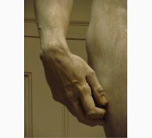 Michelangelo Study; The Hand Of David Unisex T-Shirt