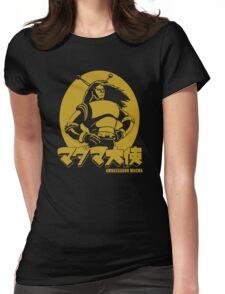 Ambassador Magma Maguma Taishi Classic Japan Tokusatsu Hero  Womens Fitted T-Shirt