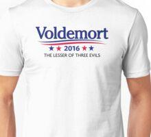 Voldemort for President Unisex T-Shirt