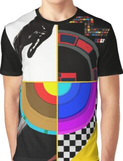 Group Band Graphic T-Shirt