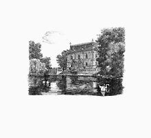 XVIII century Palace in the park, Poland Unisex T-Shirt