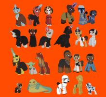 Star Wars Ponies Kids Clothes