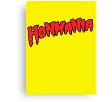 HonMania Red Canvas Print