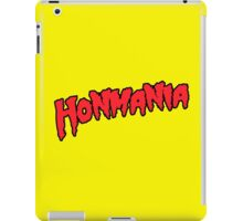 HonMania Red iPad Case/Skin