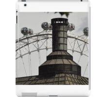 The eye of London iPad Case/Skin