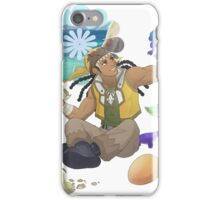 Yu-Gi-Oh! - Tyranno Hassleberry iPhone Case/Skin
