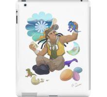 Yu-Gi-Oh! - Tyranno Hassleberry iPad Case/Skin