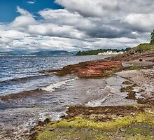Inverkip In Scotland by Jeremy Lavender Photography