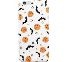 Hallowin pattern iPhone Case/Skin