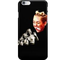 Attack of the creepy tongue iPhone Case/Skin