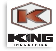 King Industries Canvas Print