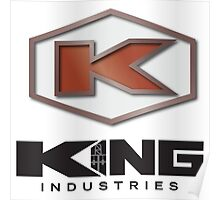 King Industries Poster