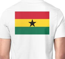 Flag of Ghana, Ghanaian Flag, African Flags Unisex T-Shirt