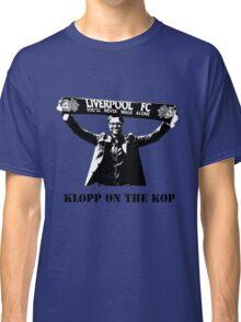 Jurgen Klopp - Klopp on the KOP Classic T-Shirt