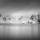 Lofoten Vista by Christopher Cullen