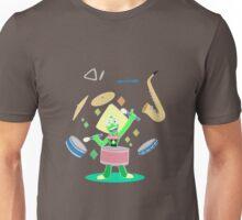 Peridot's one gem band Unisex T-Shirt