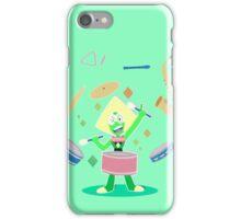 Peridot's one gem band iPhone Case/Skin