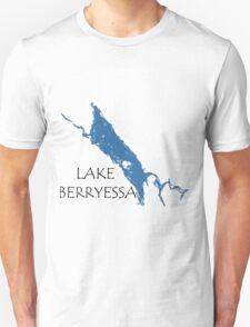 Lake Berryessa Napa Valley California Unisex T-Shirt