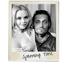 Buffalo '66 - Photo Booth Photographic Print