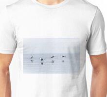Black Swan Take-Off Unisex T-Shirt