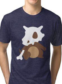 Cubone Tri-blend T-Shirt