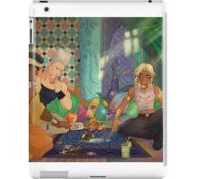 Jojo's Bizarre Adventures x Yu-Gi-Oh! - crossover iPad Case/Skin