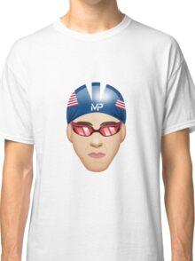 MICHAEL PHELPS EMOJI Classic T-Shirt