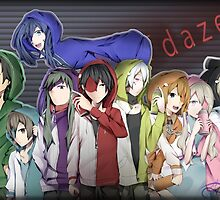 「D A Z E」 by PoisonicPen