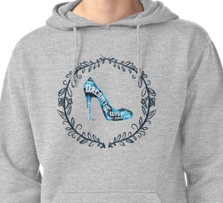 Cinderella' slipper Pullover Hoodie