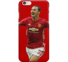 Zlatan Ibrahimovic Manchester United Celebration (T-Shirt, Phone Case & More ) iPhone Case/Skin