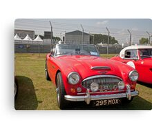 Austin Saloon 1964  2912cc Canvas Print